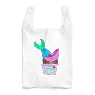 マーメイドアイス Reusable Bag
