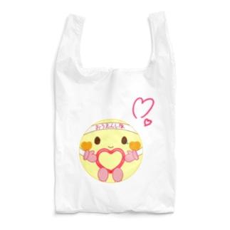 おうえん(ハート) Reusable Bag