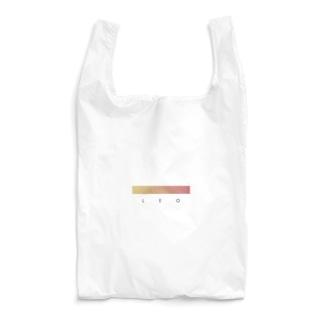 【星座グラデ】獅子座/Leo Reusable Bag