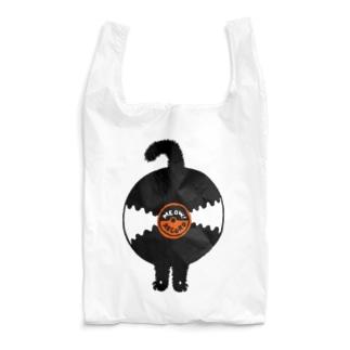 MEOW! RECORD Reusable Bag