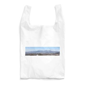 浅間山b Reusable Bag