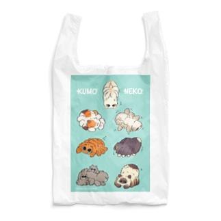 タタナ幻獣館のクモネコ Reusable Bag