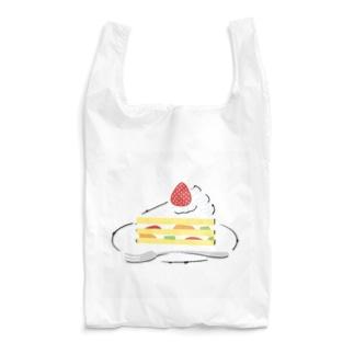 いちごショートケーキ Reusable Bag