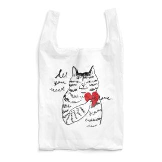 minachape STOREのトラネコのひとりごと Reusable Bag