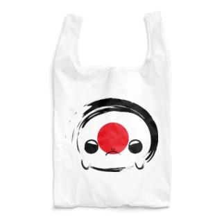 墨フクラガエル Japan Reusable Bag