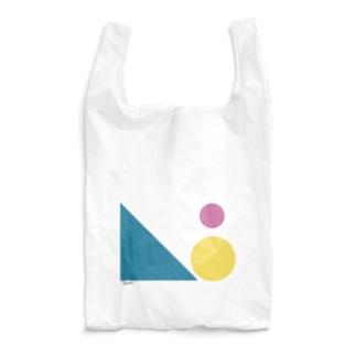 さんかくまるまる Reusable Bag