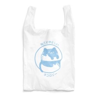 ねこにやさしいネコロジー Reusable Bag