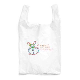 ふわふわチンチラ Reusable Bag