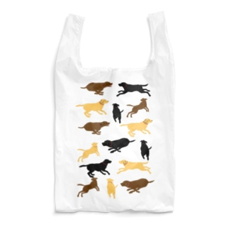 ラブラドール 3カラー Reusable Bag