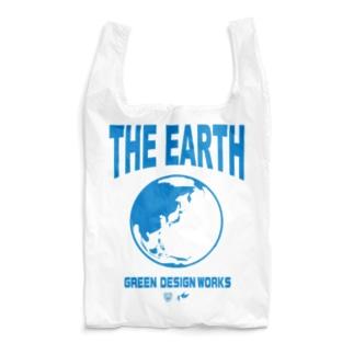 THE EARTH  エコバッグ Reusable Bag