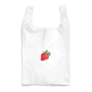 イチゴ Reusable Bag