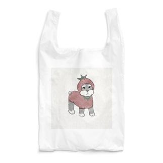 シュナいちご🍓 Reusable Bag