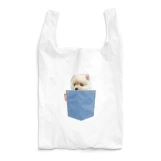ポメラニアンのポメくん Reusable Bag