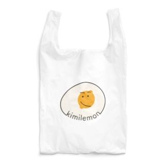 kimilemon smile Reusable Bag