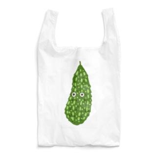 ゴーヤくんエコバッグ Reusable Bag