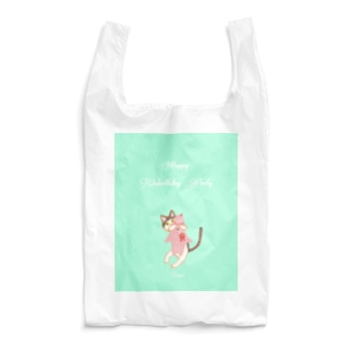 HappyUnbirthdayParty:LET'S DANCE Reusable Bag