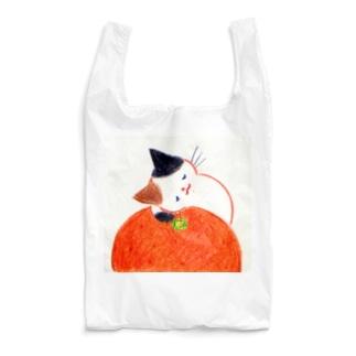 猫の日 Reusable Bag