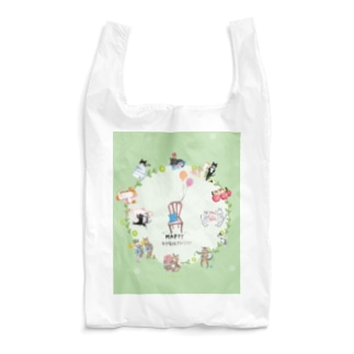 HappyUnbirthdayParty:1stメンバーリース Reusable Bag