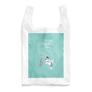 HappyUnbirthdayParty:MANAGER Reusable Bag