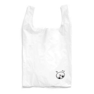 転がるモチゾー Reusable Bag
