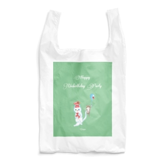 HappyUnbirthdayParty:BALLOON ART Reusable Bag