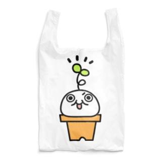鉢植えモチゾー Reusable Bag