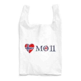 MØ11エコバッグ Reusable Bag