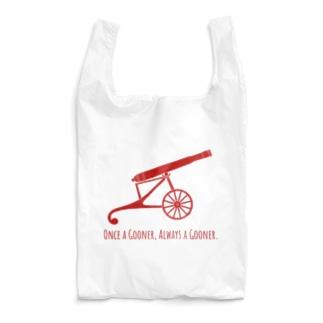 Goonerエコバッグ 赤 Reusable Bag