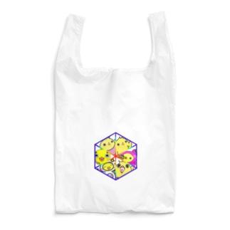 オールスター・ヘキサゴン Reusable Bag