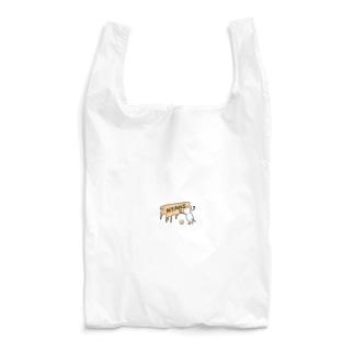 ペイントするニャンズ エコバッグ Reusable Bag