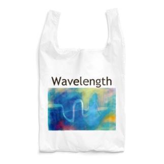 波長エコバッグ-A Reusable Bag