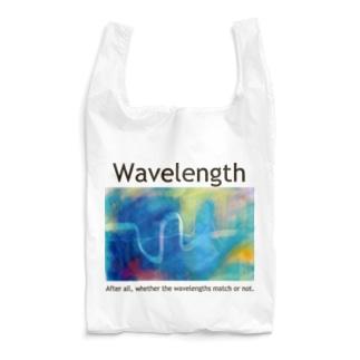 波長エコバッグ-B Reusable Bag