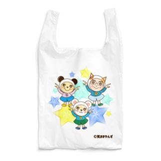 気ままやんず男子部(仮) エコバッグ Reusable Bag