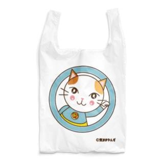 きままにゃんです!  エコバッグ Reusable Bag