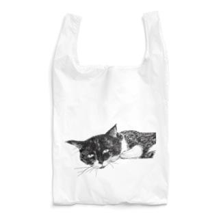 ちょっぴり怖いオーちゃんのEcoバッグ Reusable Bag
