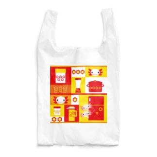 レトロウパ赤 Reusable Bag