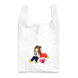 すんこ雑貨店のすんこフレンド Reusable Bag