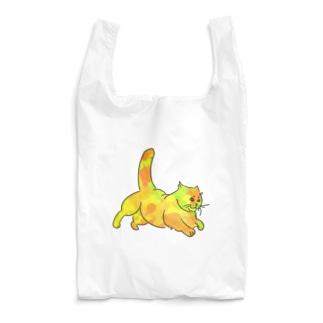夜に急ぐ猫(単体) Reusable Bag
