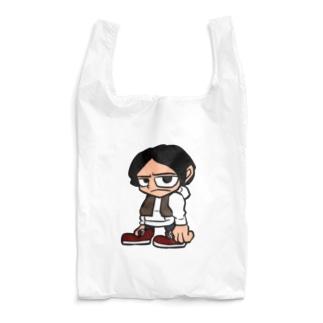 オールドファッションボーイくん Reusable Bag