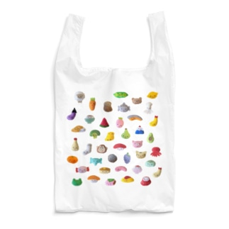ちびバッチ DISTANCE Reusable Bag