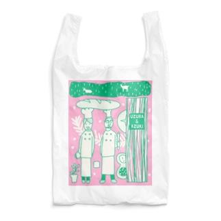 パン屋うずらとあずきさん Reusable Bag