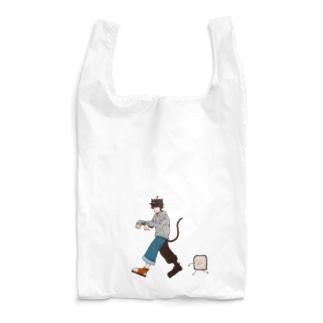 ねことおこめ Reusable Bag