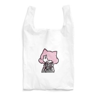 うたうAIねこもどきエコバッグ Reusable Bag