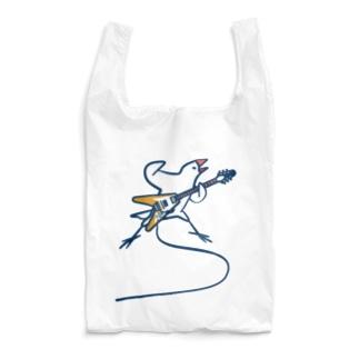 フライングV文鳥 Reusable Bag