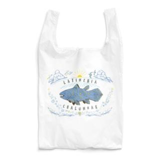 夢を見るシーラカンス Reusable Bag