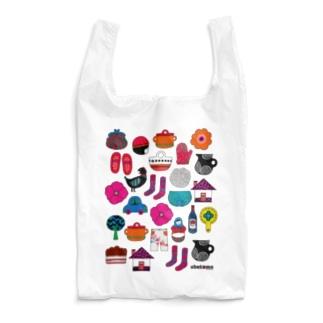 アカズキンecoバック Reusable Bag