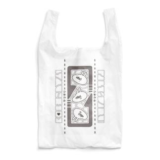 らくがき風 Reusable Bag