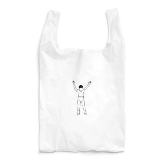 伝説のダンス Reusable Bag