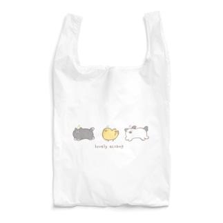 本調子の笑顔生命 Reusable Bag