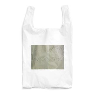 5歳児のライオン Reusable Bag